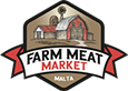 Farm Meat Market Logo